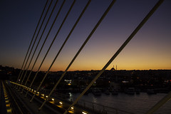 lines... (yasin.orhan) Tags: sunset lines