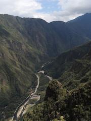Urubamba Gorge, Machu Picchu
