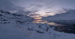 Zonsopkomst - Sunrise (naturum) Tags: 2018 autumn fall gorsavággi herfst höst kårsavagge landscape landschap landskap lapland lappland norrbotten sapmi sápmi september sneeuw snö snow soluppegång sunrise sverige sweden zonsopkomst zweden björkliden swe