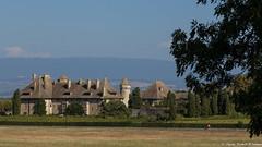 Chateau de Ripaille (Elyane11) Tags: thonon chateau châteauderipaille lac