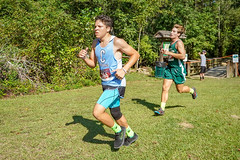 FLO05937 (chap6886@bellsouth.net) Tags: running run race girls boys team trees lake athletes action athletics america xc 5k highmiddleschool highschool