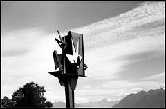 Suisse Vidy 23 septembre 2018 ---054 (Bokey Shutter) Tags: zorki4 industar50 delta100 suisse
