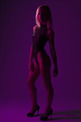 Amy ankh body (7) (l'instant - D) Tags: alternative lingerie body ankh blonde blond