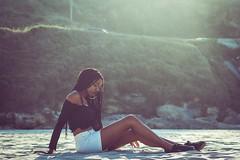 Anna (Javipe foto) Tags: girl chica sesion fotos fotografía face foto belleza beautiful bonito portrait photography photo sunset sun atardecer naturaleza nature smile eyes ferrol sanjorge acoruña coruña europe europa arena azul verde byn blanco negro blancoynegro mirada ojos sweet kpop
