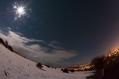 IMG_1473p (baskill) Tags: snow sussex night sky stars orion moon