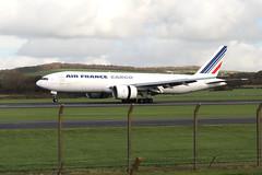 Boeing 777 F28 F-GUOC 5D4_2356 (Ronnie Macdonald) Tags: ronmacphotos aircraft prestwick glasgowprestwick airfrancecargo boeing777 fguoc
