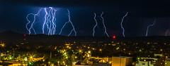 SantaFe Lightning (dreamweaver88) Tags: lightning santa fe