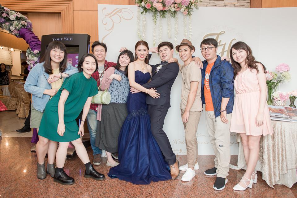 台南婚攝 海中寶料理餐廳 滿滿祝福的婚禮紀錄 W & H 121