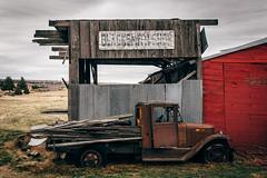 Blacksmith Shop (Pedalhead'71) Tags: blacksmithshop ghosttown oregon shaniko unitedstates us