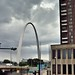 The Excitement Was Definitely Present as I Saw Views of Another National Park to Visit... (Gateway Arch National Park)