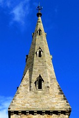 St John the Baptist Parish Church, Alnmouth (Snapshooter46) Tags: stjohnthebaptist parishchurch alnmouth northumberland anglican steeple sandstone spire