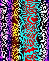 Manifest_Print_01 (photoshopflair) Tags: art design colorful abstract abstractionist abstractionism