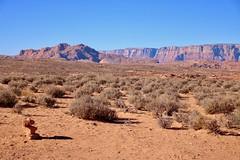 Glen Canyon National Park (adamsgc1) Tags: glencanyonnationalpark page arizona glencanyon desert saltbush mountains usa horseshoebend lakepowell