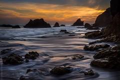El Matador State Beach, Malibu (Candice Staver Harris) Tags: beach california cliffs coast coastline elmatadorebeach elmatadorestatebeach landscape losangeles malibu nature ocean pacificocean rocks sand sea seacaves seastacks seascape shore silky sky statepark sunset surf tide tidepools usa waves
