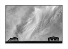 Poésie dans le ciel - Poetry in the sky (Panafloma) Tags: 2018 arras architecture architecturebatimentsmonuments artois bandw bw bâtiments cielmétéo famille géographie hautsdefrance nadine nadinebauduin natureetpaysages pasdecalais personnes techniquephoto végétaux blackandwhite coiel fenêtres hôtel monochrome noiretblanc noiretblancfrance nuages photoderue province streetphoto streetphotography france fr
