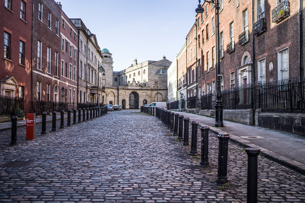 HENRIETTA STREET [WAS ONE OF THE WEALTHIEST STREETS IN THE BRITISH EMPIRE]-144921