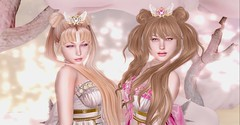 Magia (Dan Gericault Lol and XD 4Evah) Tags: secondlife sl slfashion violentseduction neosenshi sailormoon princess moonprincess sailorchibimoon insol skin slackgirl mesh eyes maitreya olive ayashi hair kawaii cute doll dolly asian japaese anime