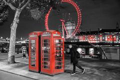 _DSC6412 (erengun3) Tags: londoneye london eye cocacolalondoneye londoncity city telephone red grey nightphoto night photography ezgigunuc ezgi gunuc westminster zone1 atnight sonyalpha sony a77 fotoğraf gece uzun pozlama