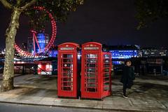 _DSC6421 (erengun3) Tags: londoneye london eye cocacolalondoneye londoncity city telephone red grey nightphoto night photography ezgigunuc ezgi gunuc westminster zone1 atnight sonyalpha sony a77 fotoğraf gece uzun pozlama