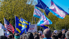 2018.10.22 We Won't Be Erased - Rally for Trans Rights, Washington, DC USA 06815