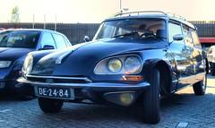 Citroën ID 20 F Break (Skylark92) Tags: nederland netherlands holland noordholland northholland amsterdam oost east praxis citroën id 20f break de2484 1971 lpg