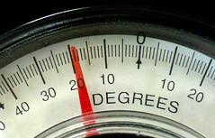 Margin of Error (arbyreed) Tags: arbyreed macromondays measurement inclinometer clinometer close closeup scale