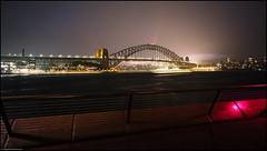 Wet Night on the Harbour (niggyl (well behind)) Tags: operahouse sydney sydneyharbour vividsydney2018 sydneyharbourbridge rain raining wetnight nightscape harbour longexposure sydneyoperahouse fujixt2 fujifilm fujifilmxt2 xt2 samyang samyang12mmf2 samyang12mm samyang12mmf20ncscs samyangcsc12mmf20ncscs vivid lightshow luminar2018 illuminatedlandscapes skylumsoftware