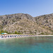 St Nikolaos Strand Hydra Griechenland