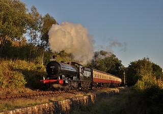 Severn valley Railway Autumn Steam Gala