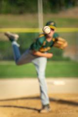 Frozen Baseball (Jonathan Tasler) Tags: baseball frozen youth littleleague fastshutterspeed nikond4