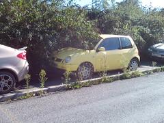 Sorn/Scrap. (RUSTDREAMER.) Tags: rustdreamer scrap sorn volkswagen lupo