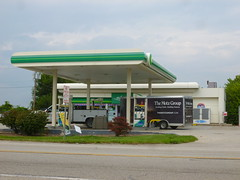 BP, OH 73, Wilmington, OH (Ryan busman_49) Tags: bp wilmington oh ohio gas gasstation