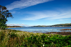 Firth-of-Clyde (norriemacloud) Tags: scotland cumbrae largs firthofclyde