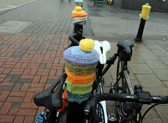 AWP Tour of Britain  Radcliffe on Trent 9 (Nottinghamshire County Council) Tags: tob nottinghamshire cycling race bicycles tourofbritain 2018 notts bike westbridgford yarnbombing tour britain