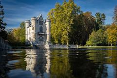 les châteaux de la Reine Blanche (booHguy) Tags: commelles divers france lieux picardie reflet