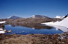 La Grave (Hautes-Alpes) (Cletus Awreetus) Tags: france alpes hautesalpes montagne lagrave oisans ecrins paysage eau lac