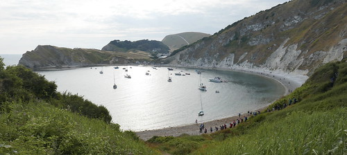 Lulworth Cove From The East