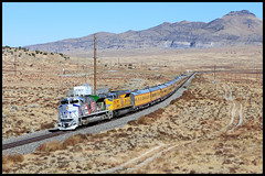 UP 1943 (golden_state_rails) Tags: up union pacific wp western up1943 sd70ah emd military honor spirit low ut shafter subdivision utah