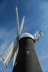 Holgate Windmill, September 2018 - 03