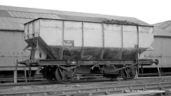 c.1964 - Wincolmlee, Hull. (53A Models) Tags: britishrailways lner 21t hopper e302611 goodswagon freightcar wincolmlee hull eastyorkshire train railway locomotive railroad