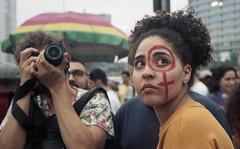 Mulheres contra Bolsonaro (c.alberto) Tags: elenão elenunca kodakportra400 film filme leica leicam3 summicron50