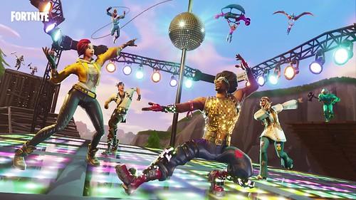 Fortnite Dance Off Live Wallpaper A Photo On Flickriver