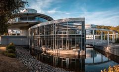 Architecture at its best. (dr.rol) Tags: architektur saarbrücken architecture
