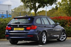 Unmarked Collision Investigation (S11 AUN) Tags: durham constabulary bmw 330d xdrive 3series estate anpr police traffic car rpu roads policing unit unmarked collision investigation ciu video equipped 999 emergency vehicle