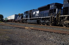 NS 7226 b (Fan-T) Tags: hudson sd70ace sd80mac ns norfolk southern