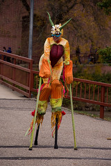Out in the little town of GRR (Pahz) Tags: stilts agatheringofroguesruffians circusworld baraboowi grr2018 pattysmithgrr nikond7200 tamron16300 renaissancefairephotographer renfaire renfest renaissancefaire cosplay garb costuming