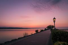 (z e d s p i c s™) Tags: sunrise dawn zedspics keszthely magyarország hungary hongarije pier molo balaton 1809
