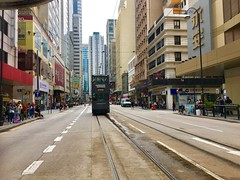 Ding Ding here come the tram (cattan2011) Tags: tram 香港 hongkong traveltuesday travelphotography travelbloggers travel streetpicture streetphoto streetphotography streetart landscapephotography landscape