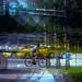 Suburban cycling