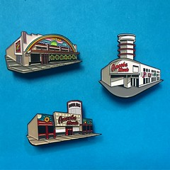 (potato potato) Tags: amoeba music enamel pin rockpins